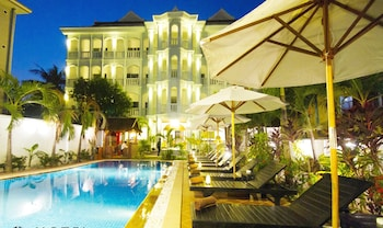 Picture of Blue Palace Hotel Siem Reap in Siem Reap