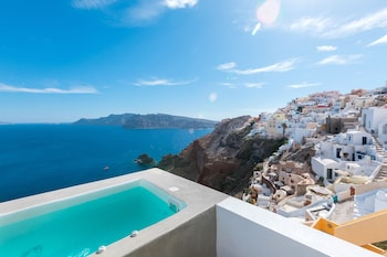 Picture of Big Blue Villa by Caldera Houses in Santorini