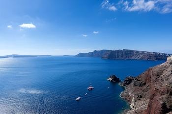 Bild vom Big Blue Villa by Caldera Houses auf Santorin