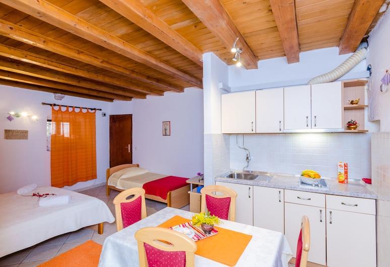 11 Stars Apartments, Dubrovnik, Monolocale, al piano terra, Camera