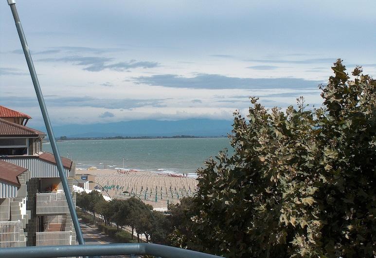 太陽海灘公寓式酒店, 利加諾黃金沙灘, 公寓, 1 間臥室 (B5), 陽台