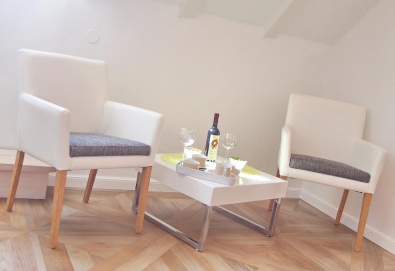 Apartments Ivušić, Dubrovnik, Suíte, 2 quartos, Vista para o mar, Sala de jantar (no quarto)