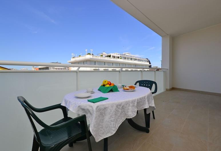 Residenza Verde, Lignano Sabbiadoro, Departamento, 1 habitación, balcón (B.1), Balcón