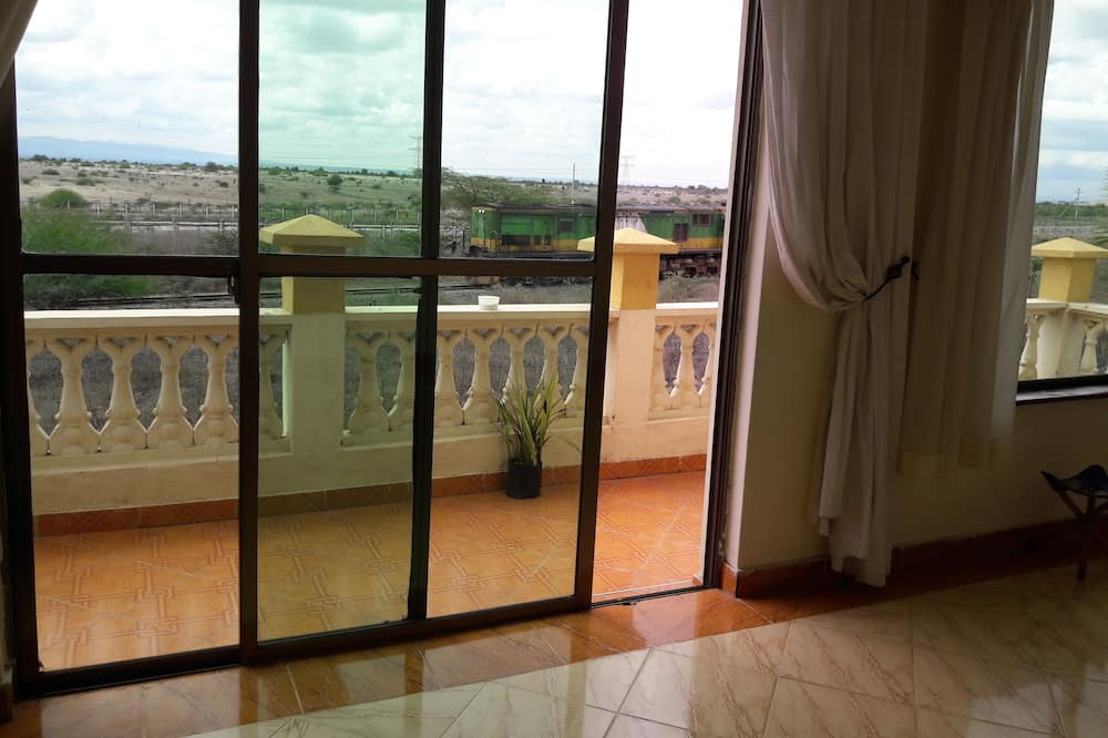 Honeymoon Double Room, Non Smoking, Park View - Balcony