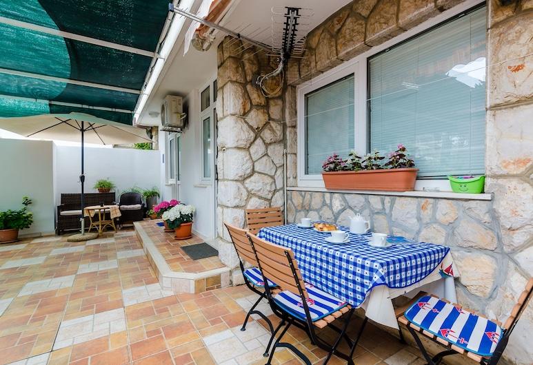 Apartments Captain, Dubrovnik, Apartamento superior, 1 quarto, Terraço, Terraço/pátio