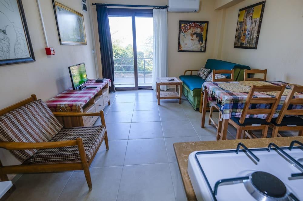 Comfort Apartment (Klimt) - Living Area