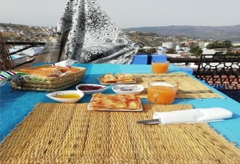 Dar Chourafa, Chefchaouen, Morgenmadsområde
