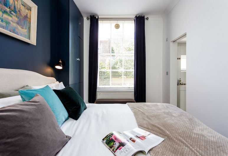 Stylish Notting Hill apartment for 2-4, London, Apartment, 1 Schlafzimmer, Zimmer