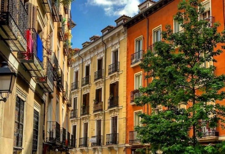 Apartamento Ópera Palacio Real, Madrid, Exterior