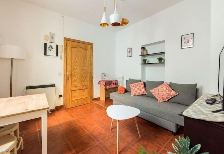La Casa de los Espejos del Palacio Real, Madrid, Apartment, 1 Schlafzimmer, Wohnzimmer