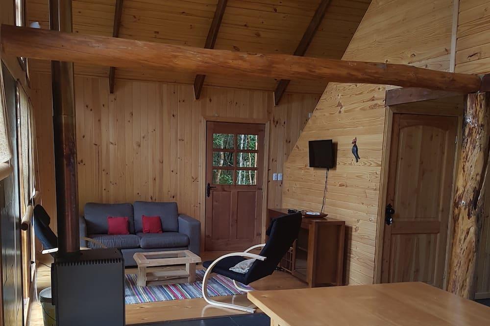 Cabin dành cho gia đình, 3 phòng ngủ, Không hút thuốc - Ăn uống tại phòng