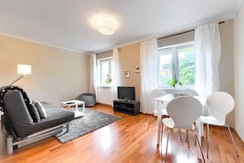 ภาพ MARGI Plan B Apartament ใน สเกซซีน