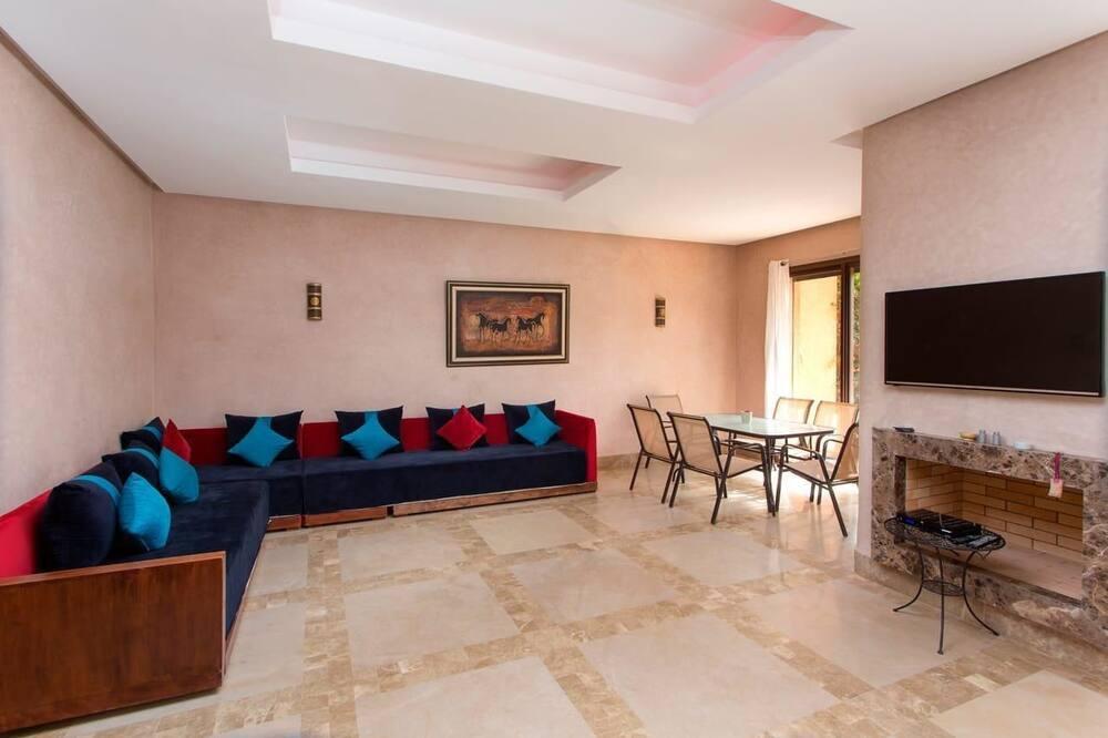 Villa, 3 Yatak Odası - Oturma Alanı