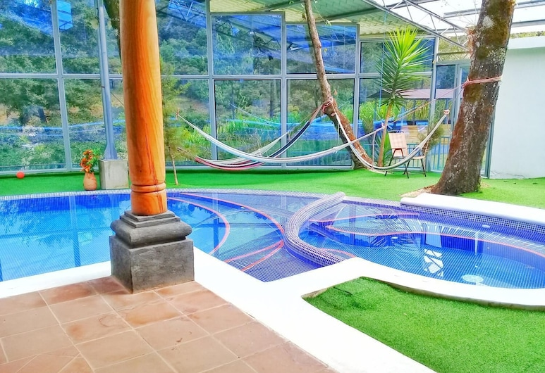 Green Resort, San Martín Jilotepeque, Pool