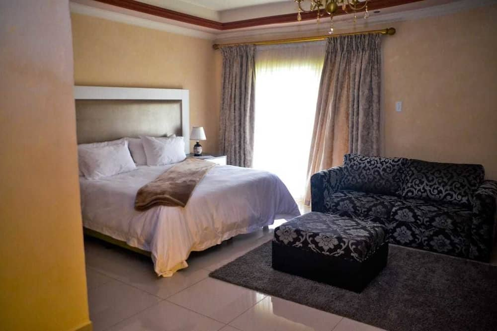 Double Room, Mountain View - Resort view
