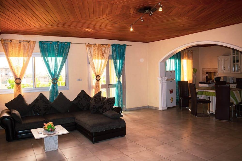 Apartemen Comfort, 2 Tempat Tidur Double - Area Keluarga