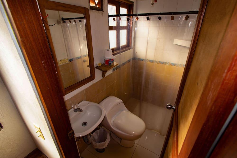 共同ドミトリー シングルベッド 1 台 禁煙 - バスルーム