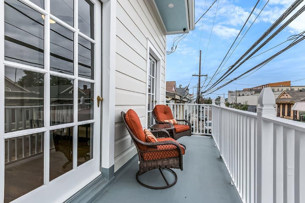 Luxe appartement, 4 slaapkamers, Balkon - Uitgelichte afbeelding