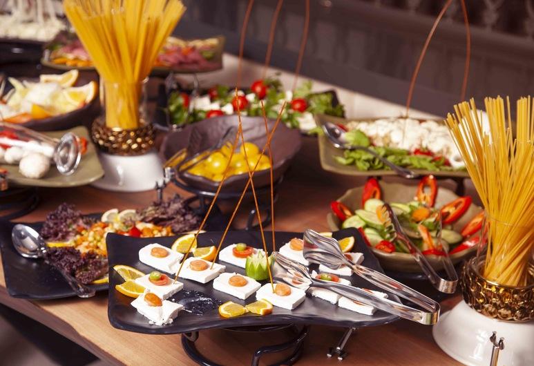 Bablin Butik Otel, Konya, Restaurante