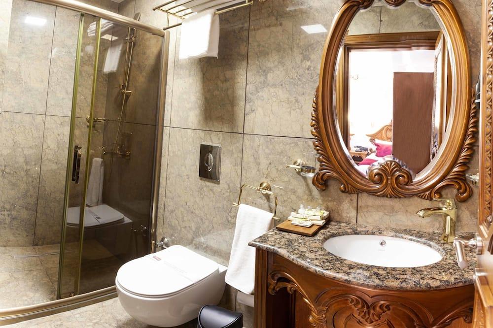 Habitación estándar con 2 camas individuales, 1 habitación - Baño