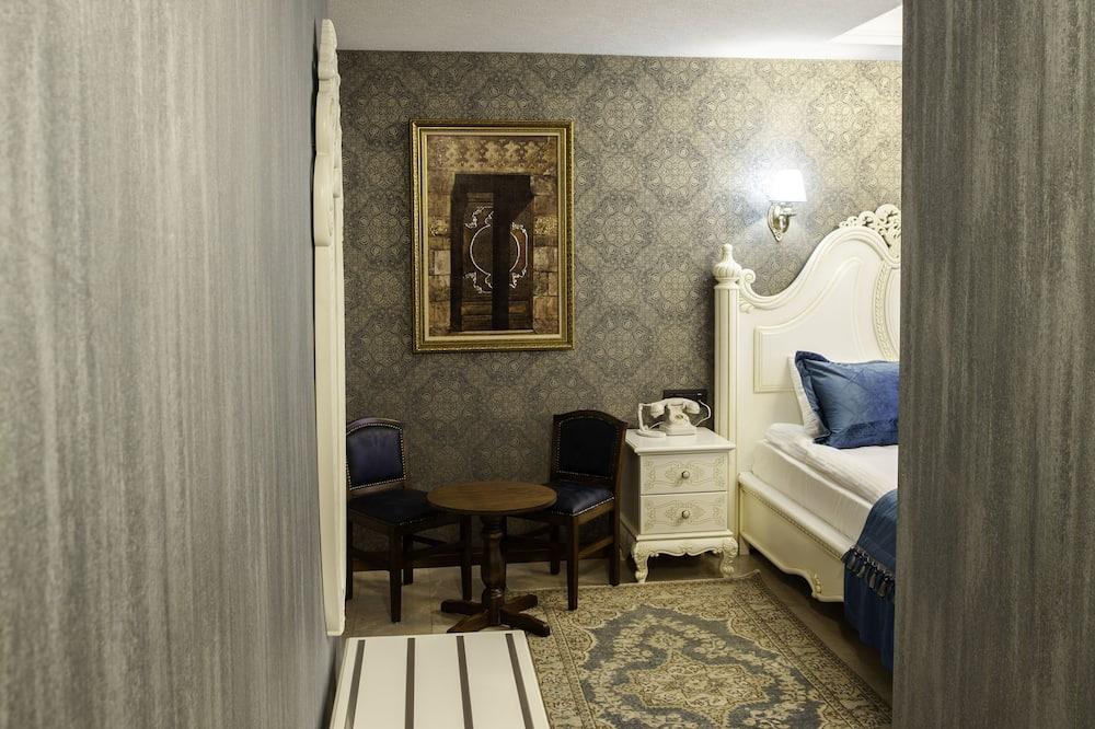 Habitación doble ejecutiva, 1 cama King size, para fumadores, vista a la ciudad - Habitación