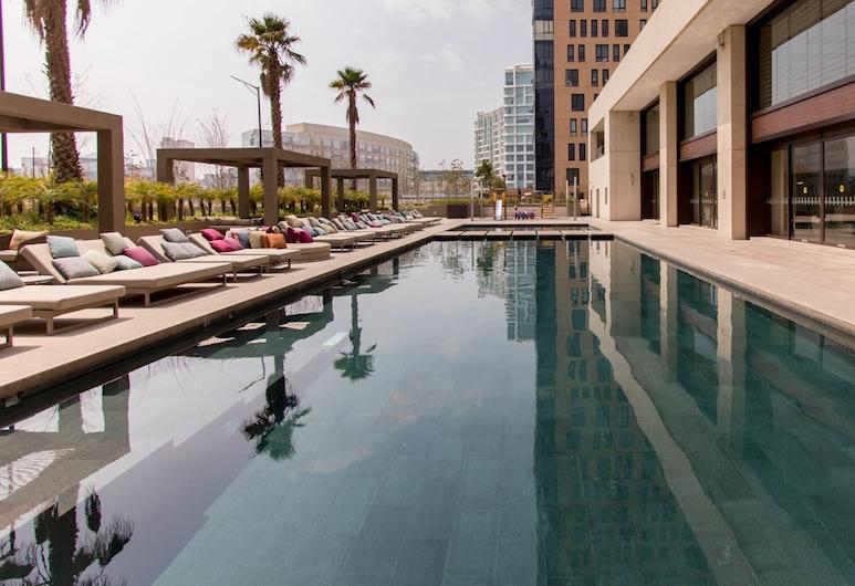 Polanco Luxury Condo, Ciudad de México, Piscina al aire libre