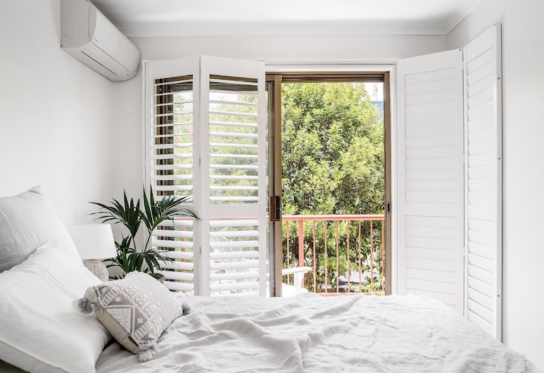 Cooinda, Byron Bay, Apartment, Multiple Beds, Non Smoking, Courtyard View, View from room
