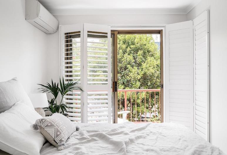 كويندا, خليج بايرون, شقة - عدة أسرّة - لغير المدخنين - منظر للفناء, إطلالة الغرفة