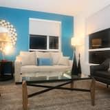 尊貴聯排別墅, 多張床, 非吸煙房 - 大堂閒坐區