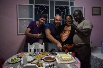 Vinales bölgesindeki Casa la familia resmi