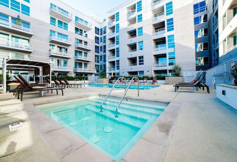 Downtown LA Penthouse Convention Suite, לוס אנג'לס, אזור חיצוני