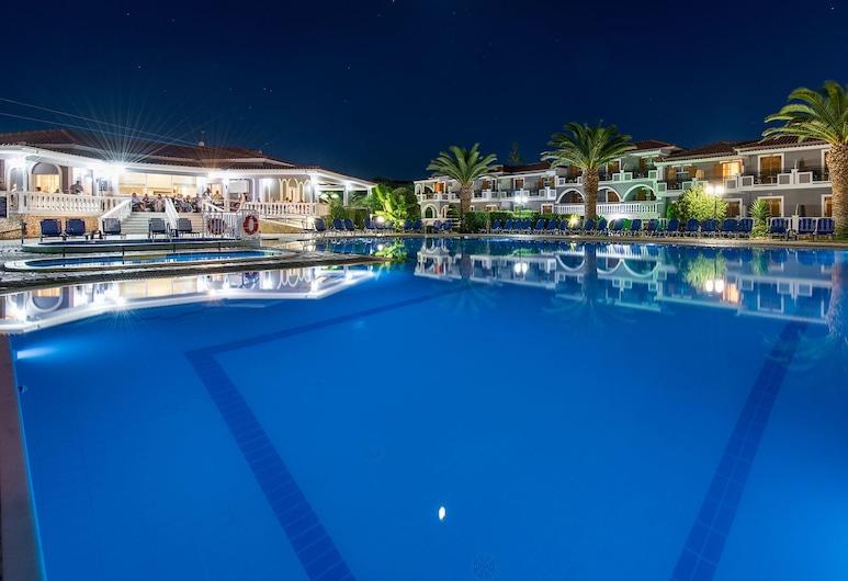 Golden Sun Hotel - All inclusive, Ζάκυνθος, Εξωτερική πισίνα