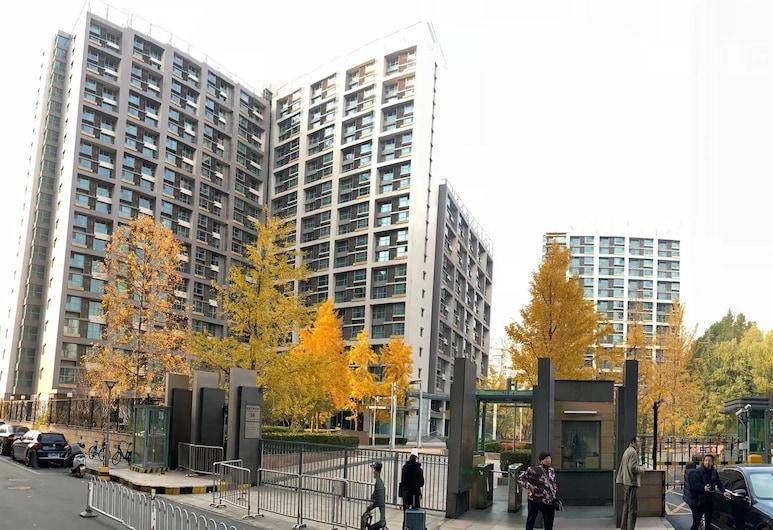 北京海晟佳琳公寓式酒店, 北京市, 住宿正面
