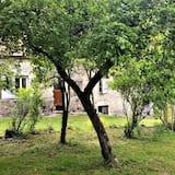 Comfort dvokrevetna soba (Colchique) - Pogled na vrt
