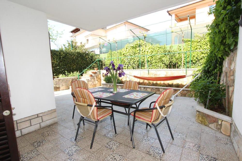 Apartamento, 2 Quartos (Ground Floor) - Terraço/Pátio Interior
