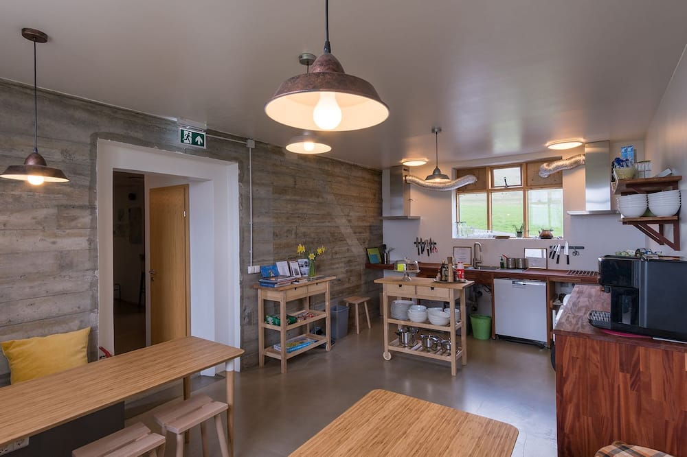 Quadruple Room, Shared Bathroom - Shared kitchen