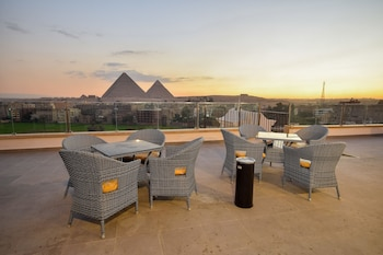 A(z) Pyramids Eyes Hotel hotel fényképe itt: Giza