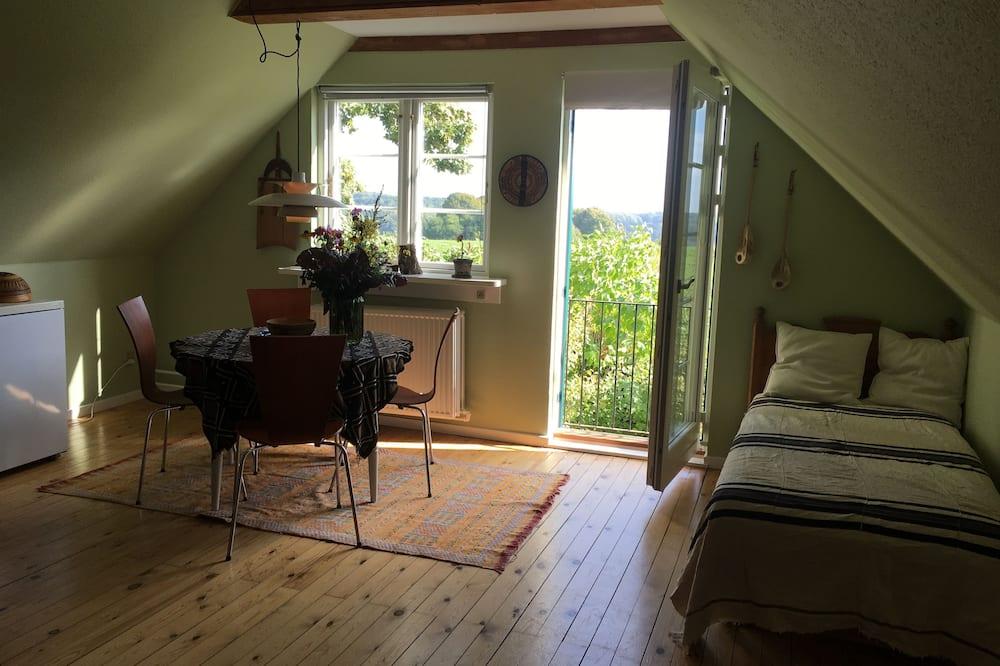 Apartman, 1 spavaća soba, privatna kupaonica - Dnevni boravak