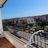 Apartment, 1 Schlafzimmer (3) - Balkon