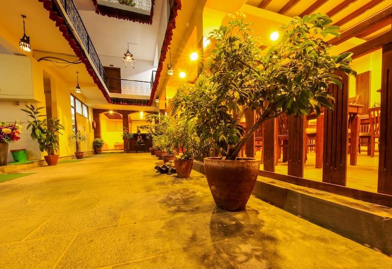阿爾精品酒店, 加德滿都, 酒店入口 - 夜景