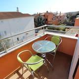 Apartment, 1 Bedroom, Balcony, 2nd floor - Balkons