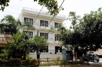 Naktsmītnes Hollyhocks Residency attēls vietā Gurgāona