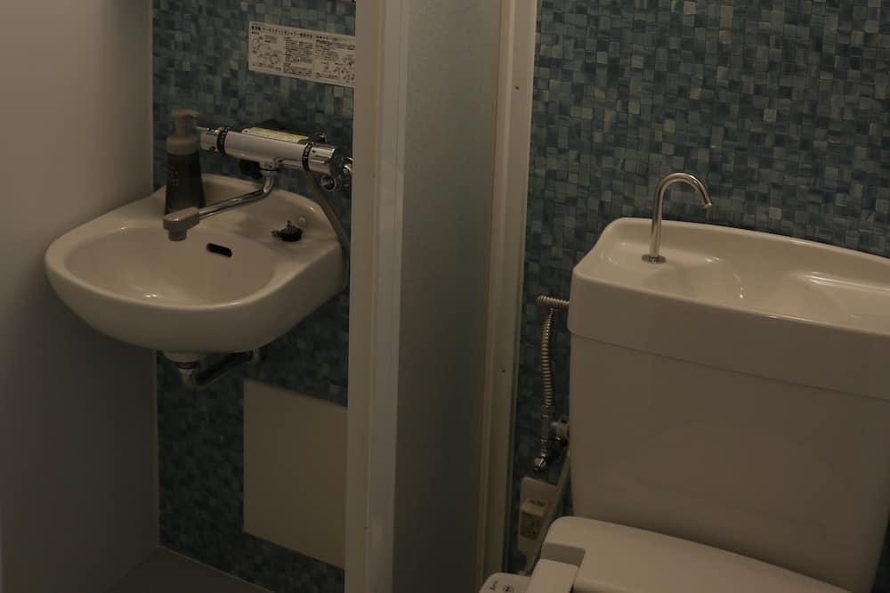 ダブルルーム ダブルベッド 1 台 禁煙 シティビュー - バスルームのシンク