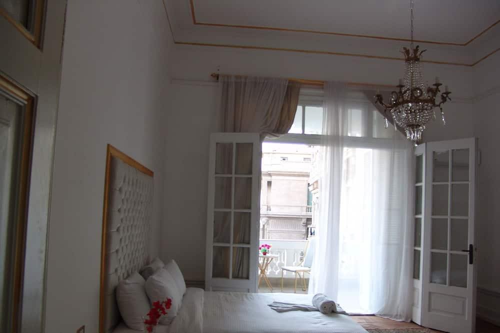 Habitación con 1 cama doble o 2 individuales - Vistas a la ciudad