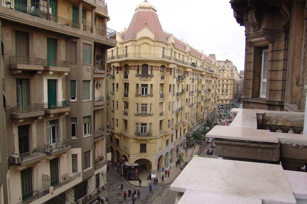 Habitación con 1 cama doble o 2 individuales - Vistas al balcón