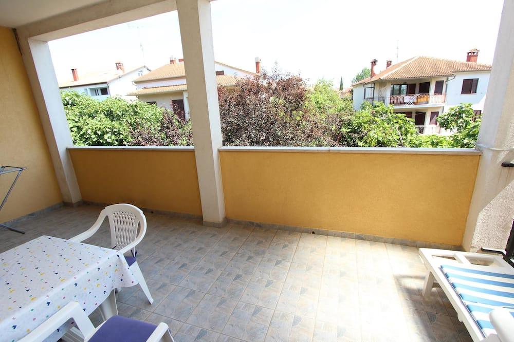 Apartamentai, 1 miegamasis (3) - Balkonas