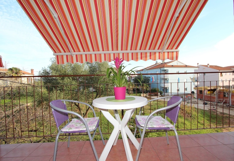 Guests House Sanja, Rovinj, Kamar Double, Balkon