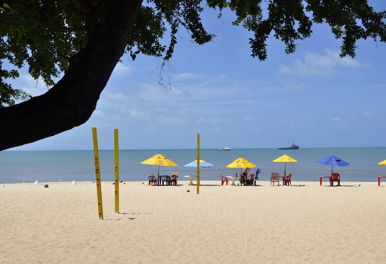 Seaflats Villa Costeira, Fortaleza, Εξωτερικός χώρος ξενοδοχείου