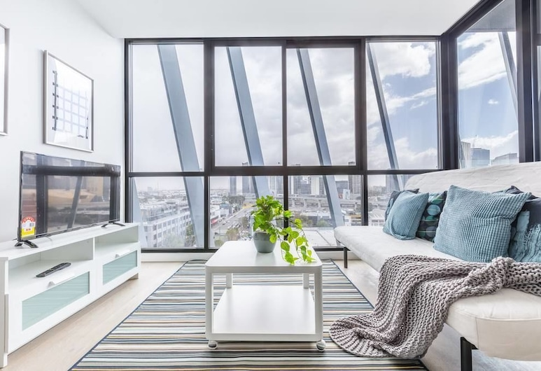 Panoramic View From South Melbourne Executive Pad, South Melbourne
