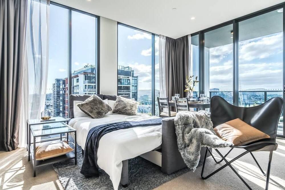 Appartamento Deluxe, 2 camere da letto - Soggiorno